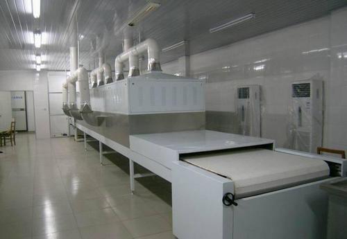 工业微波设备为食品企业提速